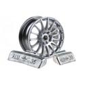 Atsvari Alumīnija diskiem